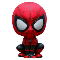 Spider-Man: Far From Home - Spider-Man Cosbaby 3.75 Inch Hot Toys Bobble-Head Figure