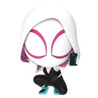 Spider-Man: Into the Spider-Verse - Spider-Gwen Cosbaby Hot Toys Bobble-Head Figure