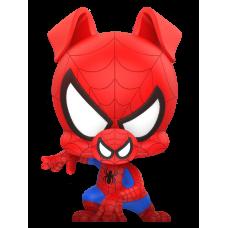 Spider-Man: Into the Spider-Verse - Spider-Ham Cosbaby Hot Toys Bobble-Head Figure