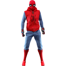 Spider-Man: Far From Home - Spider-Man Homemade Suit 1/6th Scale Hot Toys Action Figure