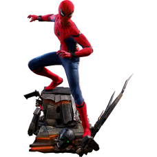 Spider-Man: Homecoming - Spider-Man 1/4 Scale Hot Toys Action Figure