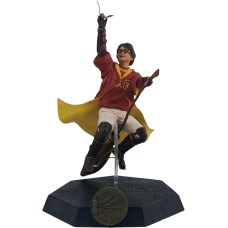 Harry Potter and the Chamber of Secrets - Harry Potter Quidditch 7 inch PVC Statue