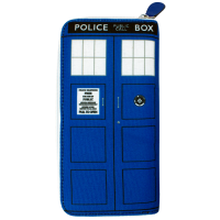 Doctor Who - TARDIS Ladies Clutch Wallet