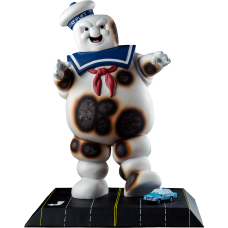 Ghostbusters - Stay Puft Statue Burnt Variant