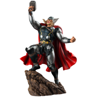 Thor - Thor with Interchangeable Head Limited Edition 1:6 Scale Statue