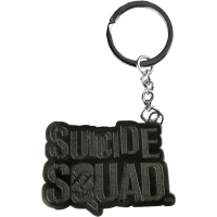 Suicide Squad - Logo Metal Keychain