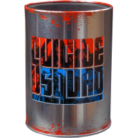 Suicide Squad - Logo Metal Can Cooler
