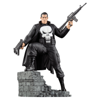 Punisher - 1:6 Scale Limited Edition Statue with interchangeable head