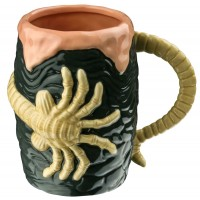 Alien - Egg and Facehugger 3D Mug