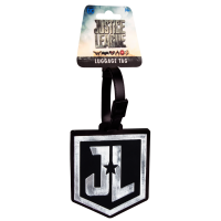 Justice League Movie - Logo Luggage Tag