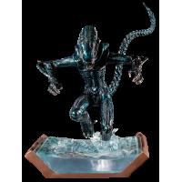 Aliens - Blue Alien Warrior Water Attack 1/6th Scale Diorama Statue