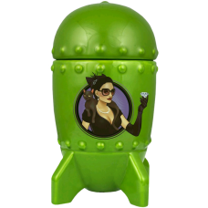 DC Bombshells - Catwoman 3D Bombshell Mug with Lid