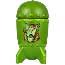 DC Bombshells - Poison Ivy 3D Bombshell Mug with Lid