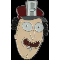 Rick and Morty - Fake Doors Salesman Enamel Pin