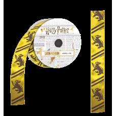 Harry Potter - Hufflepuff Satin Ribbon (5 metres)