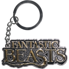Fantastic Beasts and Where to Find Them - Logo Keychain