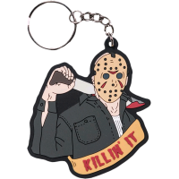 Friday the 13th - Jason Voorhees 'Killin' It' PVC Keychain
