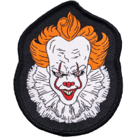 It (2017) - Pennywise Embroidered Patch