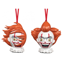 It (2017) - Pennywise Christmas Ornaments 2-Pack