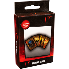 IT (2017) - Pennywise Playing Cards