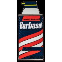 Jurassic Park - Barbasol Shaving Cream Enamel Pin