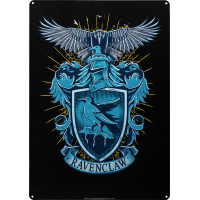Harry Potter - Ravenclaw House Crest Tin Sign
