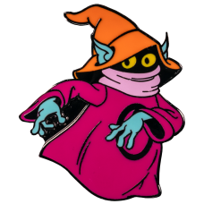 Masters of the Universe - Orko Enamel Pin