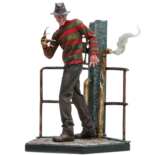 A Nightmare on Elm Street - Freddy Krueger Deluxe 1/10th Scale Statue