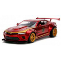Iron Man - 2016 Chevy Camaro SS 1:32 Hollywood Ride