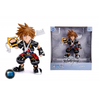 Kingdom Hearts - Sora 6 Inch Metals Die Cast Action Figure