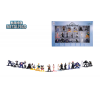 Kingdom Hearts - Nano Metalfigs 20-pack