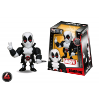 Deadpool - Deadpool White 4 Inch Metal