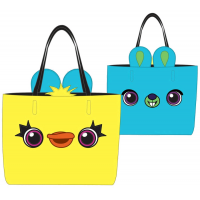 Toy Story 4 - Ducky / Bunny Tote Bag