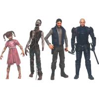 The Walking Dead - 7 Inch Comic Series 2  Action Figure Assortment