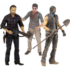 The Walking Dead - 7 Inch TV Series 7.5 Action Figure Assortment