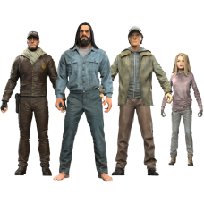 The Walking Dead - 7 Inch Comic Series 5 Action Figure Assortment