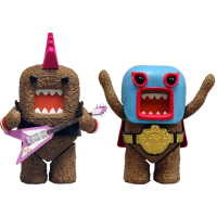 Domo - 4 Inch Action Figure Series 1 Assortment