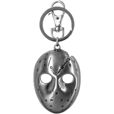 Friday the 13th - Jason Voorhees Pewter Keychain