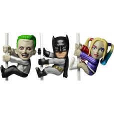Suicide Squad - 2 inch Scalers Assortment (Set of 3)