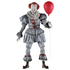 It (2017) - Pennywise 1/4 Scale Action Figure