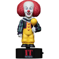 It (1990) - Pennywise 6 Inch Solar Powered Body Knocker