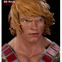 Masters of the Universe - He-Man 1:1 Scale Life-Size Bust