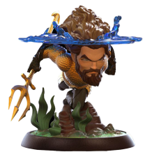 Aquaman (2018) - Aquaman Q-Fig 4 Inch Vinyl Figure