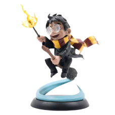 Harry Potter - Harry's First Flight Q-Fig 5 Inch Vinyl Figure