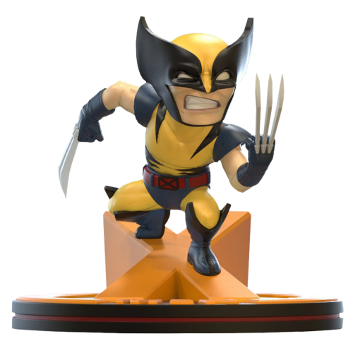 X-Men - Wolverine Marvel 80th Anniversary Q-Fig Diorama 4 Inch Vinyl Figure