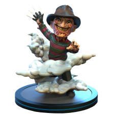 A Nightmare on Elm Street - Freddy Krueger Q-Fig 4 Inch Vinyl Figure