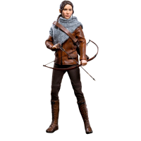 The Hunger Games: Catching Fire - Katniss Everdeen in Hunting Outfit 1/6th Scale Action Figure