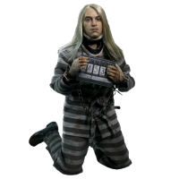 Harry Potter and the Half-Blood Prince - Lucius Malfoy in Prisoner Outfit 1/6th Scale Action Figure