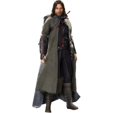 The Lord of the Rings - Aragorn Deluxe 1/8th Scale Action Figure