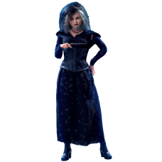 Harry Potter and the Half Blood Prince - Bellatrix Lestrange 1/8th Scale Action Figure